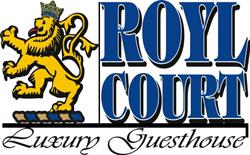 LOGO: Royl Court Luxury Guesthouse in Kimberley